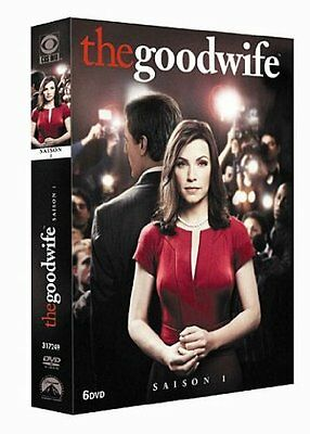 6762 //the Good Wife Saison 1 Coffret 6 Dvd Neuf Sous Blister