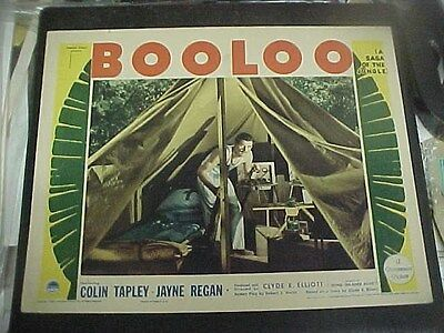 BOOLOO, orig 1938 LC [Colin Tapley]