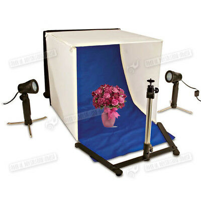 Portable 50cm Camera Photo Studio Soft Box Light Tent Lighting Cube Softbox Kit