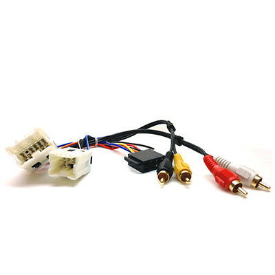 Nissan Navara 350Z Amplified Active System Car Stereo ISO Wiring Harness Lead