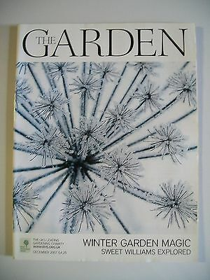 The Garden Magazine. December, 2007. Winter Garden Magic. Sweet Williams Explore