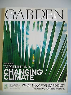 The Garden Magazine. January, 2008. Gardening In A Changing Climate.