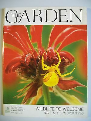 The Garden Magazine. May, 2008. Wildlife to Welcome. Nigel Slater's Urban Veg.