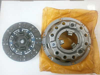 """9"""" Clutch Plate and Cover for Landrover Series 1 2 2a  2 1/4  591704 / 591705"""
