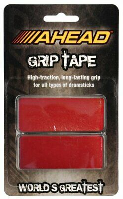 Ahead AGTR Drum Stick Grip Tape Accessory RED