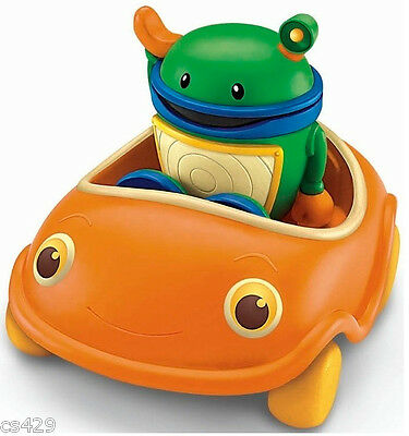 """8.5"""" Team Umizoomi Bot Car Character Birthday Wall Decor Cut Out"""