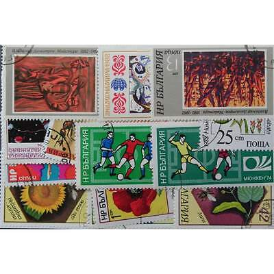Bulgaria. 25 stamps in packet  (280)