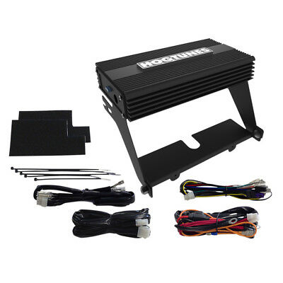 Hogtunes NCA 450-AA 200 watt 4 Channel Amp Kit 2000-2013 Harley-Davidson Touring