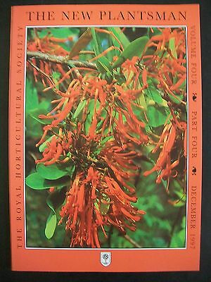 The Royal Horticultural Society. The New Plantsman Magazine. V4. P4. Dec. 1997