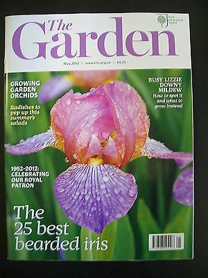 The Royal Horticultural Society. The Garden Magazine. May, 2012. VGC.