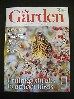The Royal Horticultural Society. The Garden Magazine. December, 2011. VGC.