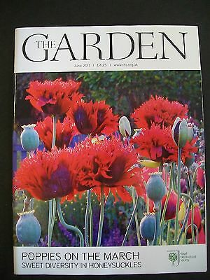The Royal Horticultural Society. The Garden Magazine. June, 2011. VGC.