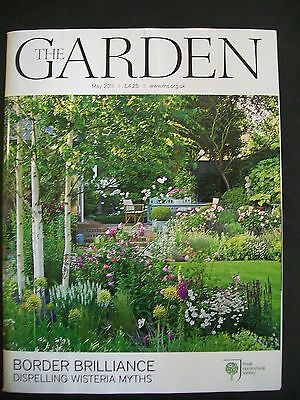 The Royal Horticultural Society. The Garden Magazine. May, 2011. VGC.