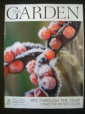 The Royal Horticultural Society. The Garden Magazine. January, 2010. VGC.