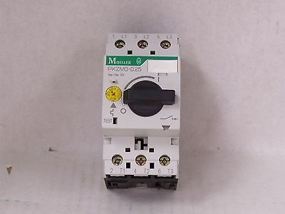 Pkzm0-0.25 Moeller Eaton Manual Starter Motor Protection Switch New