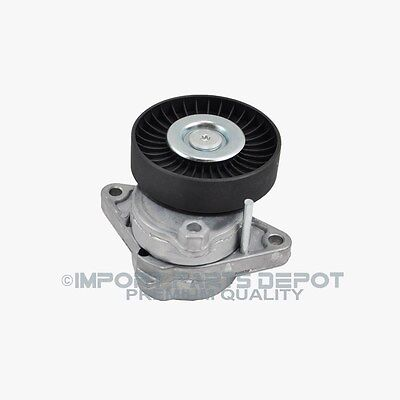 Mercedes-Benz Belt Tensioner W/ Pulley Assembly Premium Quality 1120970