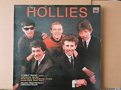 The Hollies - Self Titled + FREE UK POST
