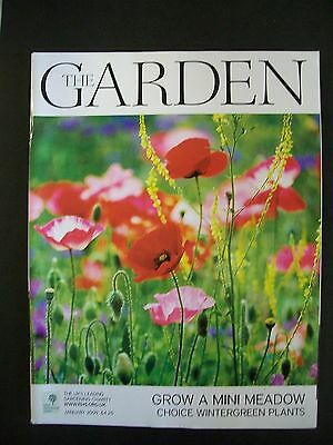 The Royal Horticultural Society. The Garden Magazine. January, 2009. VGC.
