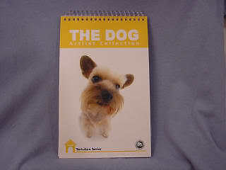 Set/2 The Dog *YORKSHIRE TERRIER* Yorkie Memo Notebooks