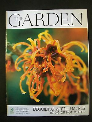 The Royal Horticultural Society. The Garden Magazine. January, 2007. VGC.