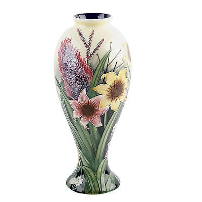 Old Tupton Ware Summer Bouquet Vase 11 inches TW1121 Brand New