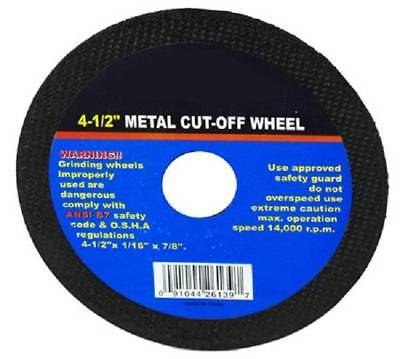 """(50) 4.5"""" Inch Grinding Cut Off Wheel Disc 1/16"""" Tools"""