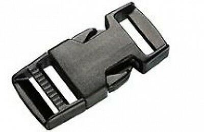 ITW Nexus 20mm Military Side Release Buckle NSN 8315-99-738-8560 DIY Tactical