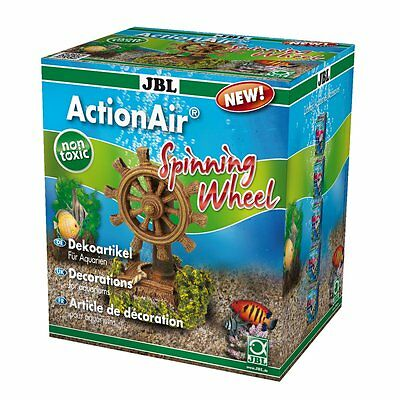 JBL ActionAir Spinning Wheel - Ausströmer Dekoration Deko Zubehör Aquarium