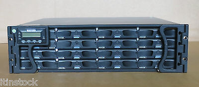 EonStor A16F-G2422 NAS 16TB 3U Rack Mount 4GBFC Network Attached Storage Array