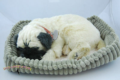 Pug Perfect Petzzz Life Like Stuffed Animal Breathing Dog
