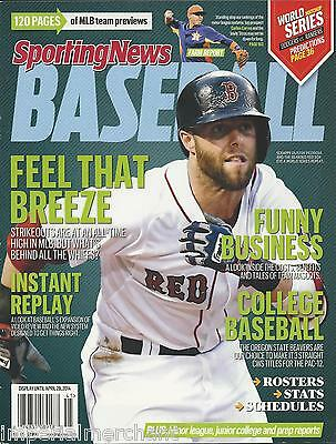 Sporting News Baseball magazine Strikeouts Team mascots Instant replay Rosters