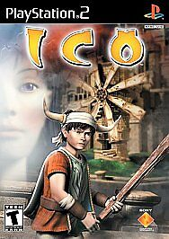 Ico  (Sony PlayStation 2, 2001) Complete with disc, manual, case free shipping