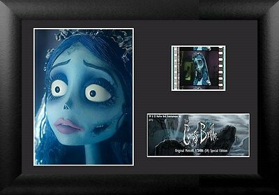 Tim Burton Corpse Bride 35mm Animated Feature Movie Film Cell NEW in Box!