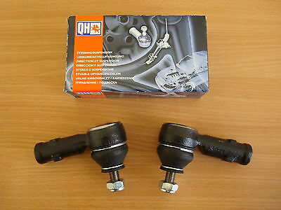 TRACK ROD END PAIR for FORD ESCORT MK 2  MEXICO & RS models  QH (Quinton Hazell)