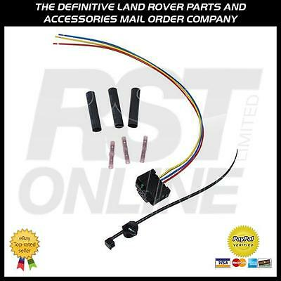Range Rover L322 Suspension Height Ride Level Sensor Repair Plug Wiring Kit  09