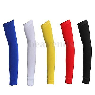 Outdoor Sport Stretch Shooting Arm Sleeve Anti UV Covers Protect Wristband
