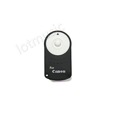 RC-6 RC6 IR Wireless Remote Control shutter release for Canon SLR Camera