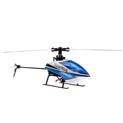 WLtoys V977 Power Star X1 6CH 2.4G 3D Flybarless RC Helicopter BNF