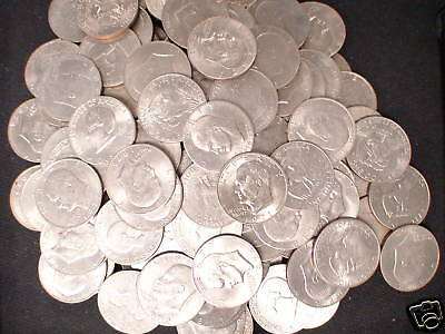 250 Eisenhower $1 Coins Dwight Ikes Lot Worth $250 + Collectible Value!