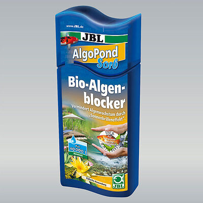 JBL algopond Sorb 2,5L - PH algae solution Pond Water Pond Care