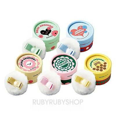 THE FACE SHOP Lovely ME:EX Pastel Cushion Blusher - 5g