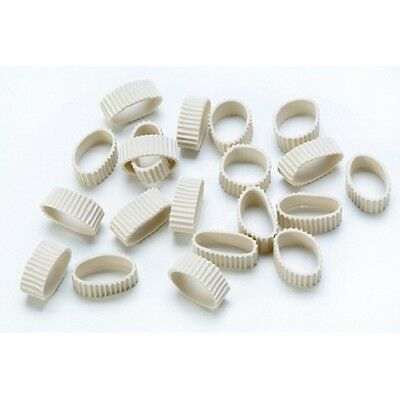 20 Rubber CANDLE GRIPPERS Grips For Taper Candles or Holders