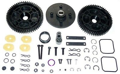 HPI Baja 5b SS * 57 TOOTH SPUR GEARS & HOLDER * 57T, Bushings, Gaskets, Shims