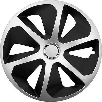 """Set Of 4 14"""" Universal Wheel Trims Cover,rims,hub,caps To Fit Toyota +Gift #e"""