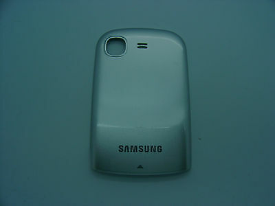 Lot Of 10 Used Oem Battery Door Back Cover Samsung A687 Strive Silver
