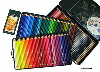 Faber Castell Polychromos Artists Pencil tin set of 120  - RRP £230.50