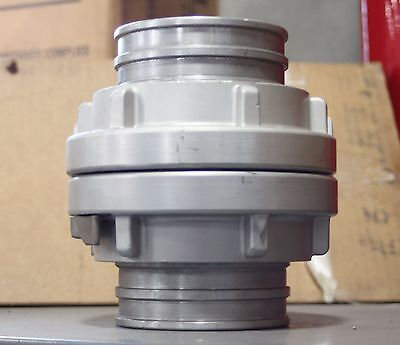 "Couplers - 4"" Storz Hose Couplings No Collar (set)"