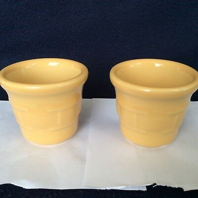 2 ALL AMERICAN Votive Candles Candle Holder Longaberger USA