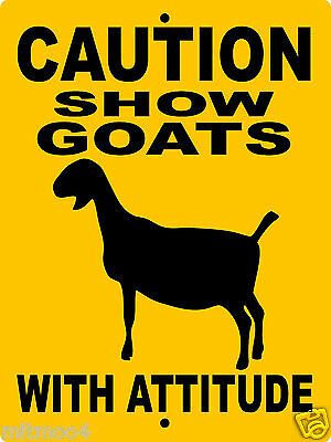 NUBIAN GOAT SIGN, Aluminum Sign,Nubian Goats,Farm,Pigs,chickens,horses,CSG2N