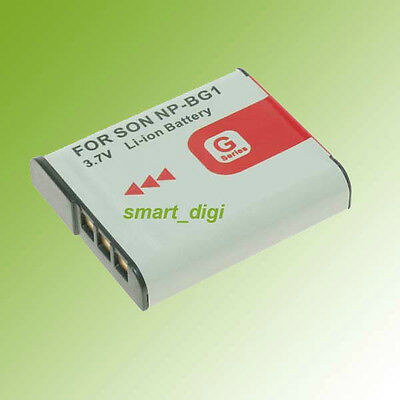 NP-BG1 NPBG1 Battery for Sony Cyber-Shot DSC-W100 W120 W130 DSC-HX9V DSC-HX7V